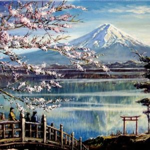 Photo of Mount Fuji Design