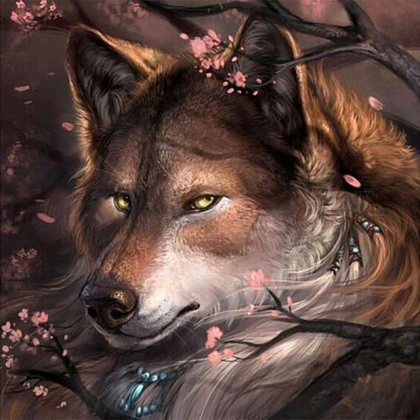 Photo of Cunning Wolf Design
