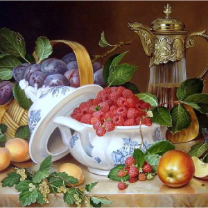 Photo of Fruit Basket Design
