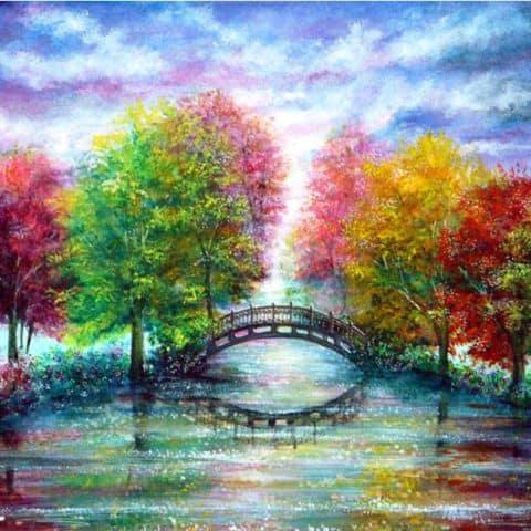 Photo of Autumn Trees Design