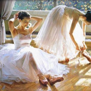 Photo of Ballerinas Design