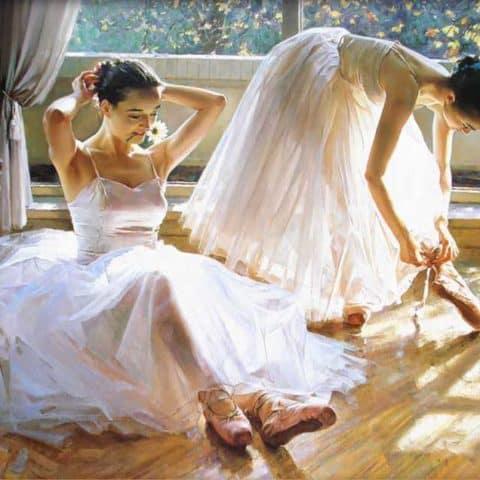 Photo of Ballerinas Design