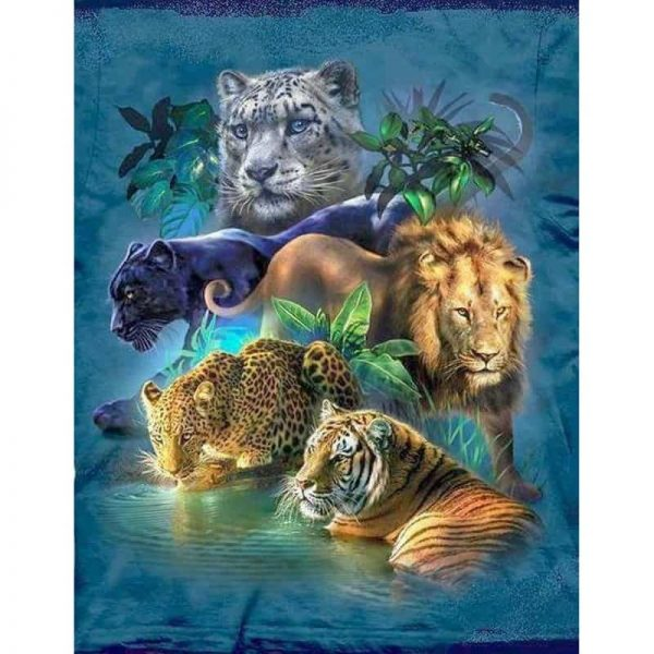 Photo of Wild Cats Design