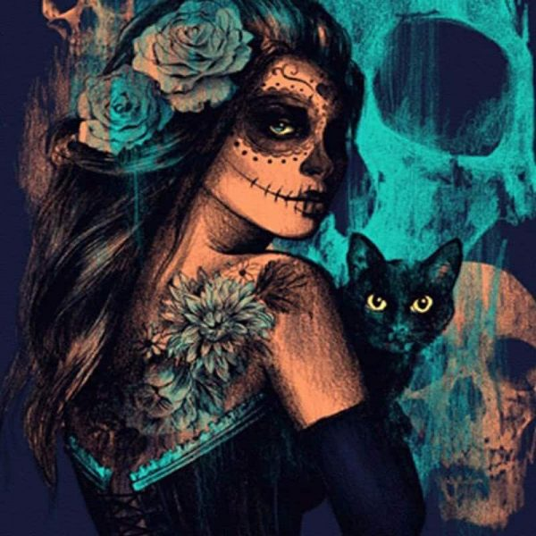 Photo of Day of the Dead Design