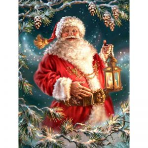 Photo of the Evening Santa Design