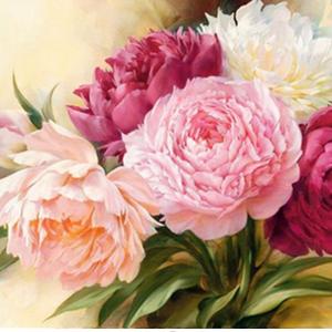 Photo of Peony Bouquet Design