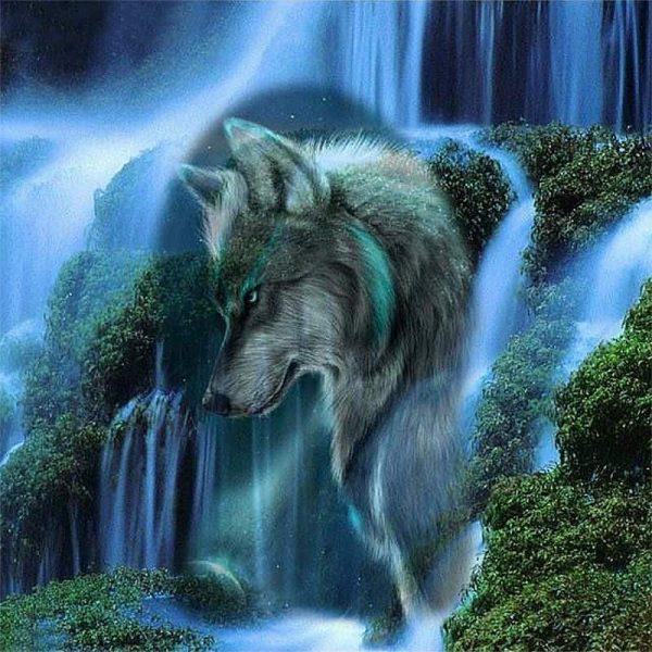 Photo of Wolf Falls Design