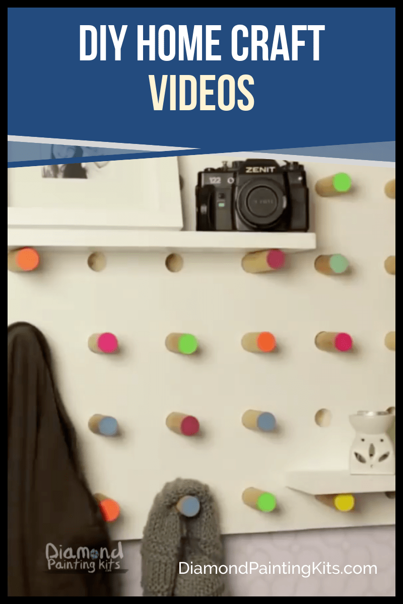 Daily Viral DIY Videos: Heatless Curls, Organizers, & Beehive Birdhouse