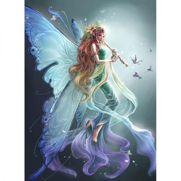 Photo of Fairy Music Diamond Painting Design