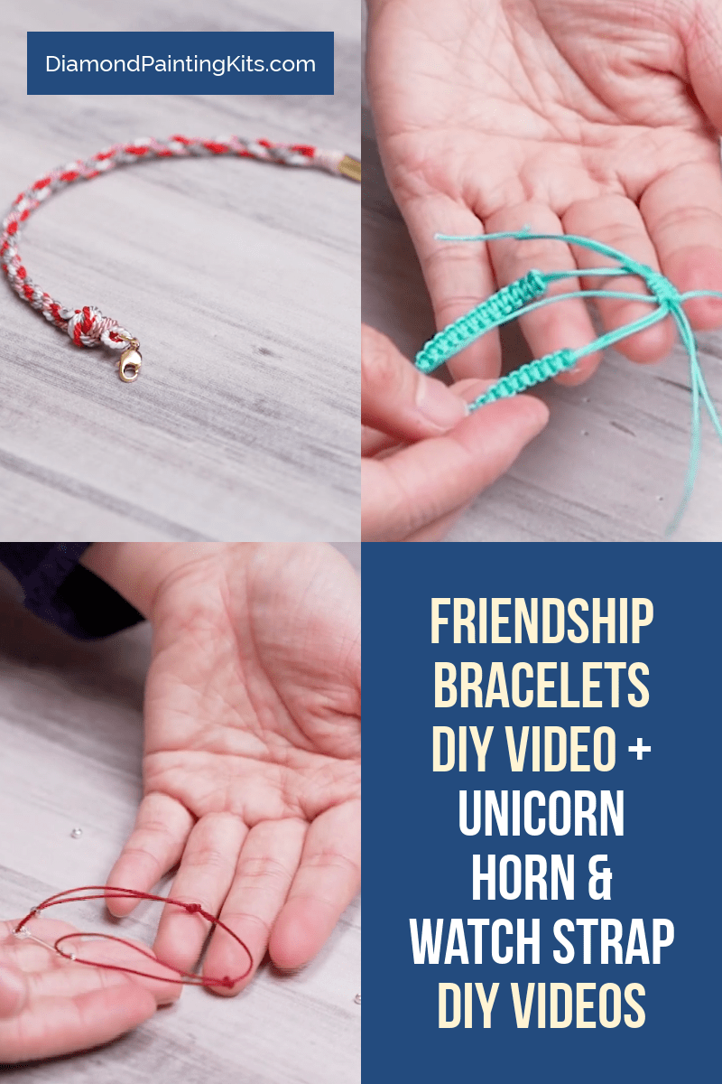Daily Viral DIY Videos: DIY Unicorn Horn, Friendship Bracelets, & Watch Strap