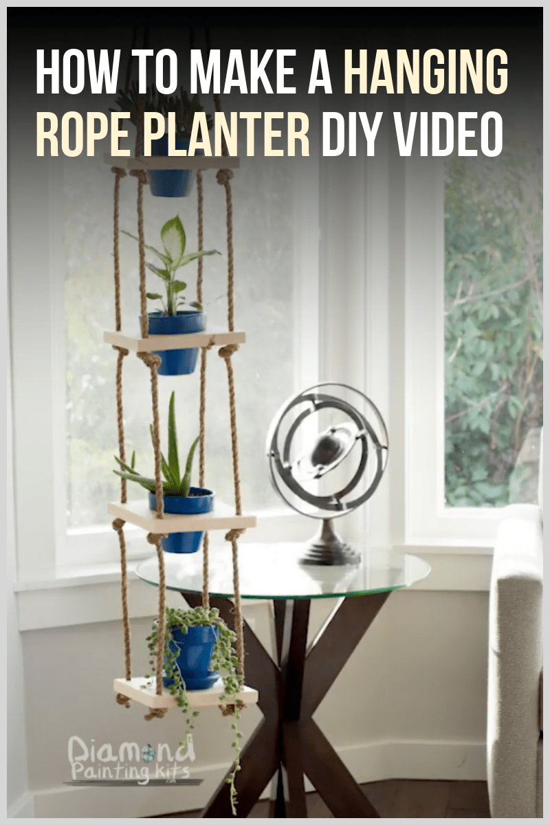 Daily Viral DIY Videos: DIY Wine Chiller, Fresh Flower Wreath, & Hanging Planter