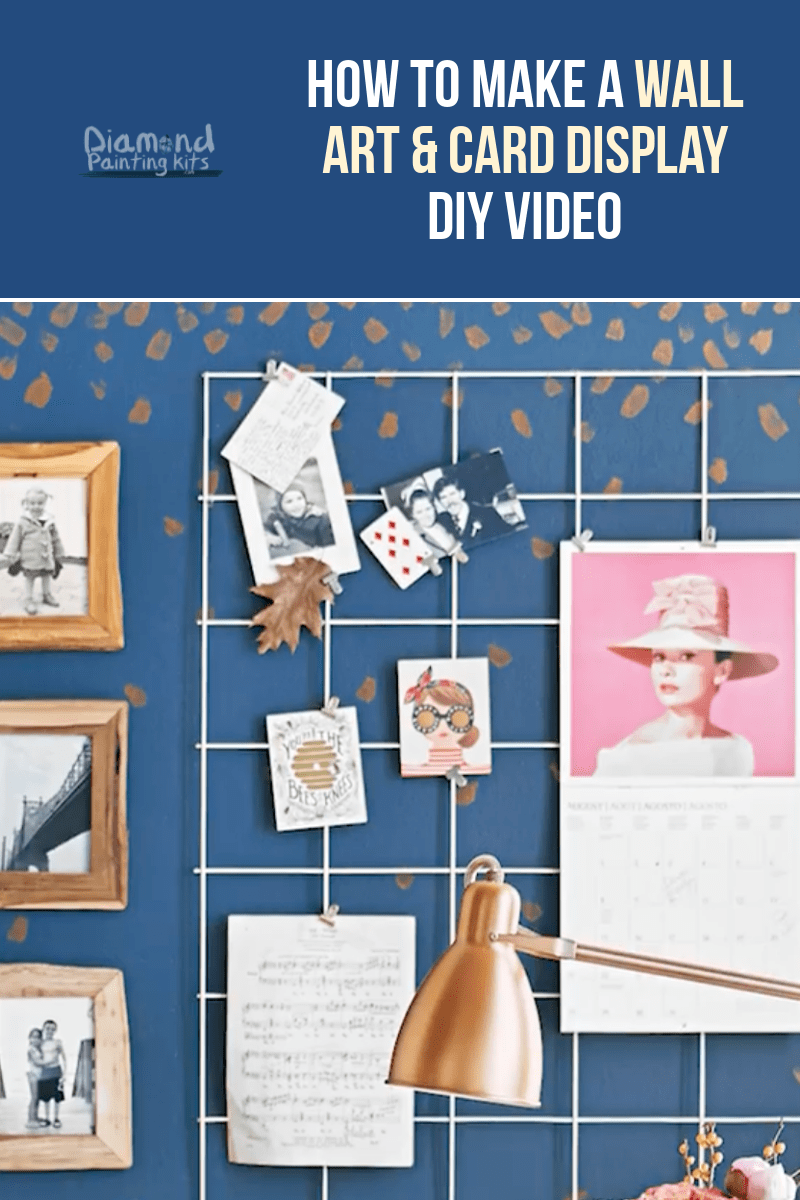 Daily Viral DIY Videos: DIY Linen Closet Makeover, Glow Terrarium, & Wall Display