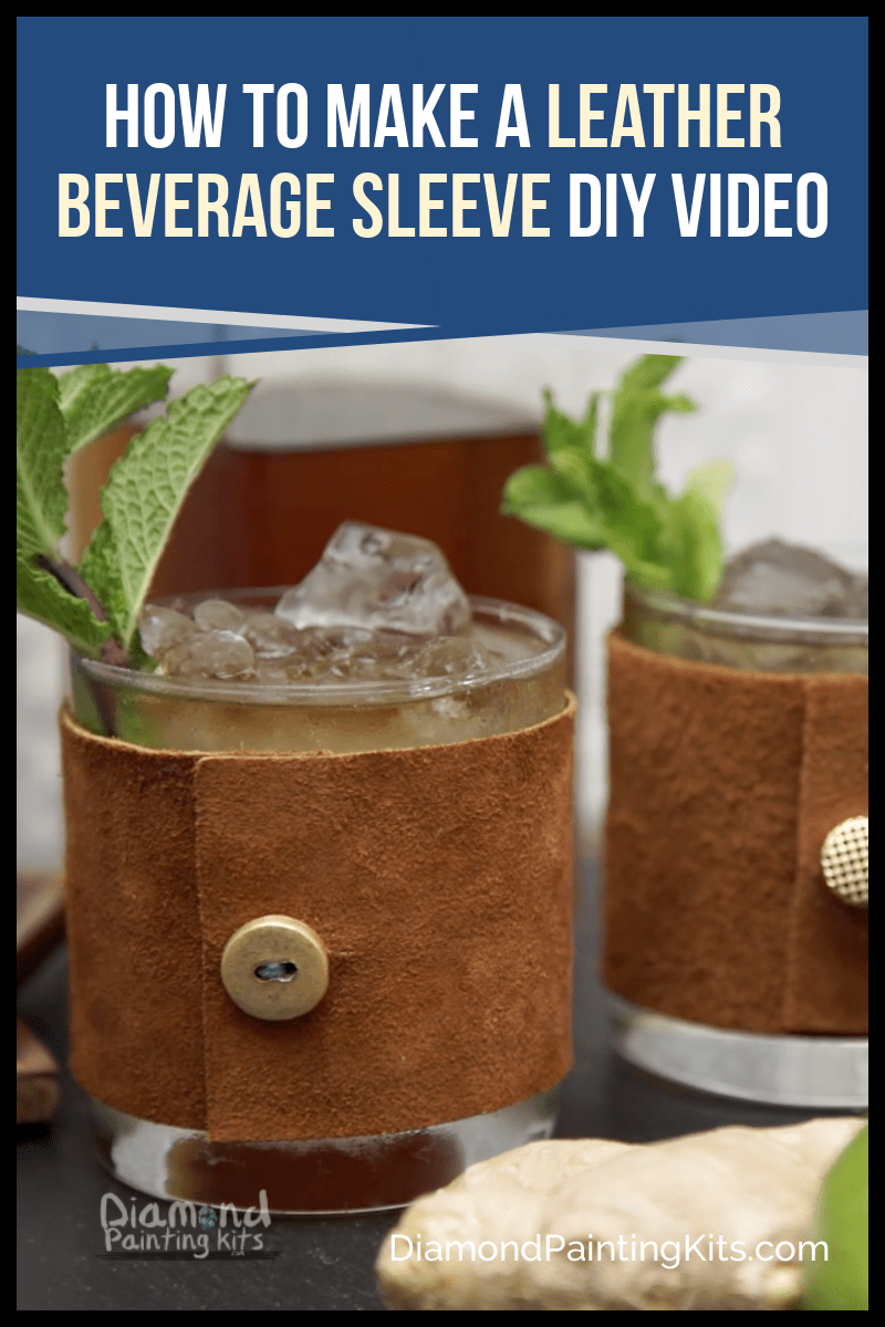 Daily Viral DIY Videos: DIY Magnesium Oil, Outdoor Mini Bar, & Leather Beverage Sleeve