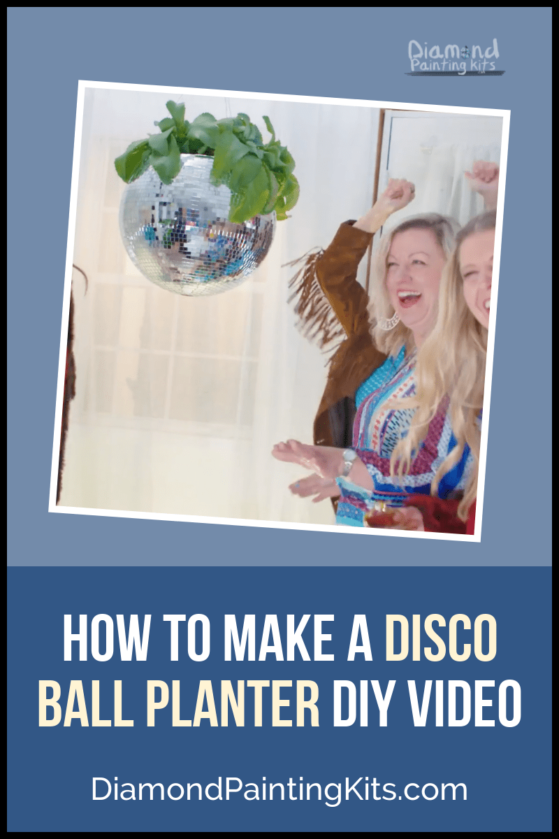 Daily Viral DIY Videos: DIY 3D Photo Frame, Birdhouse Planter, Disco Ball Planter