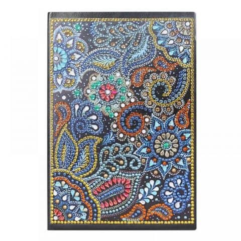 Potpourri Cover Diamond Painting Journal Kit