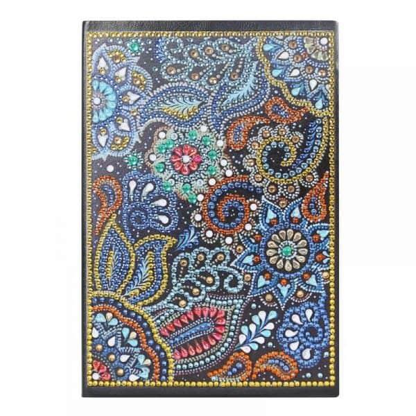 Potpourri Cover Diamond Painting Journal Kit