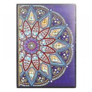 Rising Sun Cover Diamond Painting Journal Kit