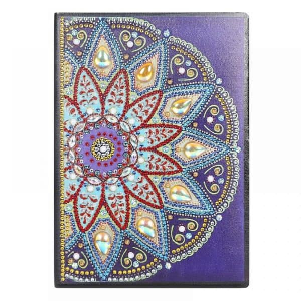 Rising Sun Cover Diamond Painting Journal Kit